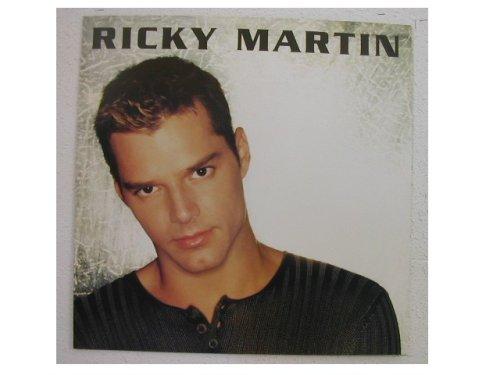 Ricky Martin Poster Stunning Face Shot