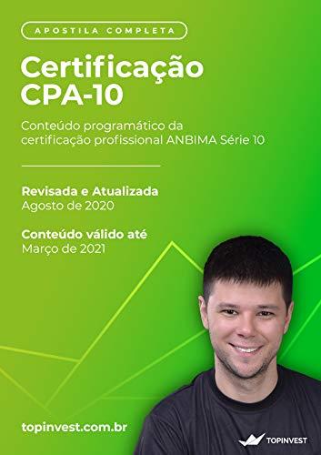 Apostila CPA 10 2020 - TopInvest Educação Financeira (Set. 2020)