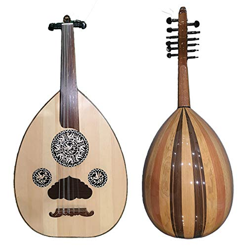 Ägyptisches Oud Tarabella – orientalische Musik, arabische Luth – Geräusche des Orients