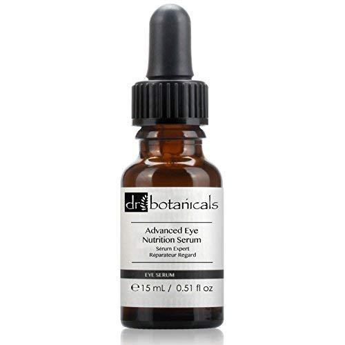 Dr Botanicals Avancé Yeux Nutrition Serum 100% Naturel Soin de Peau