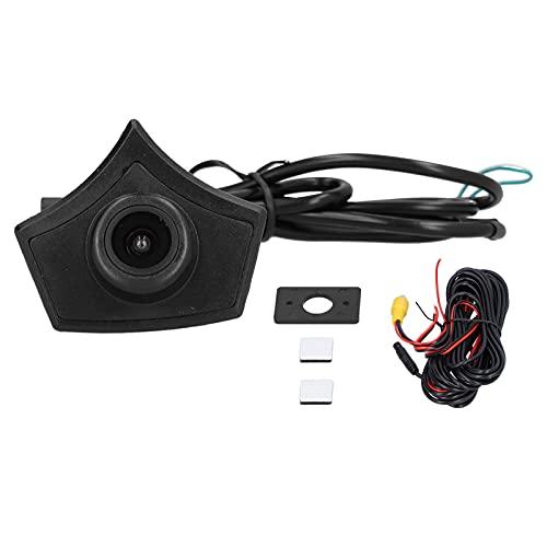 minifinker Auto Parking CamCámara Delantera, cámara de visión Delantera 170 ° Gran Angular 12V Voltaje Robusto y Anti-con 648 X 480 píxeles para Mazda 2 3 5 6 CX-7 CX-9 CX-5