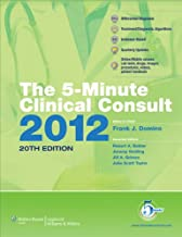The 5-Minute Clinical Consult 2012