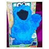 Cookie Monster 18 Full Body Hand Puppet Doll Sesame Street'
