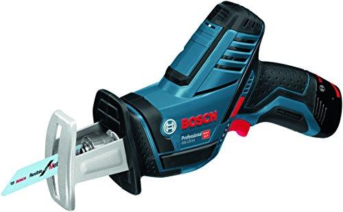 Bosch Professional 12v In L-Boxx met 2 x 2,5 Ah accu. zwart, blauw