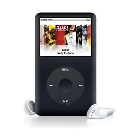 Apple iPod classic 80GB ブラック MB147J/A