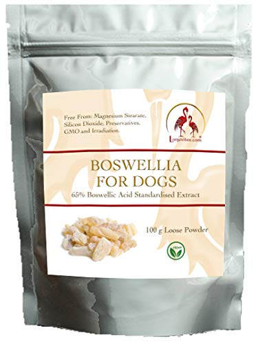 Lonjevitee Boswellia for Dogs 100 g Loose Powder
