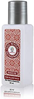 Bloomsberry Revival Nail Polish Remover For Yellow/Discoloured Nails, Fragrance Free.