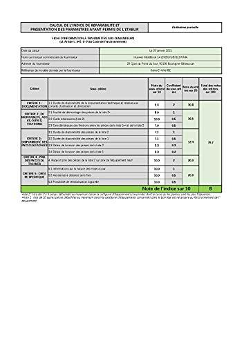 HUAWEI MateBook 14 2020 Ordinateur Portable, 14 pouces, Intel core i5-10210U, 8GB RAM, 512GB SSD, Windows 10 Home, Clavier français AZERTY, Gris