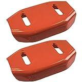 Ariens (2) Genuine Original Snow Blower Double Roller Skid Shoe 02483859 24599