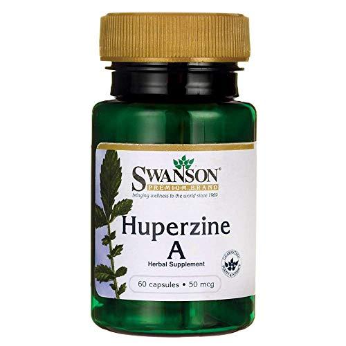 Swanson Huperzine A 50 mcg 60 Capsules