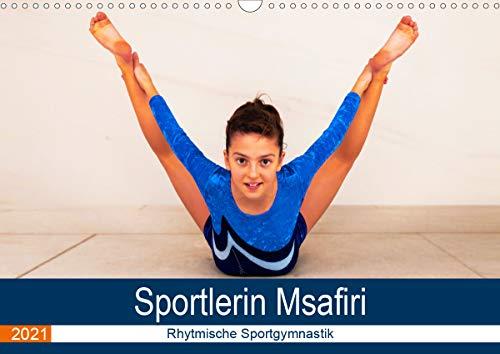 Rhythmische Sportgymnastik (Wandkalender 2021 DIN A3 quer)