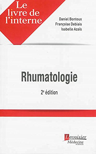 Download Rhumatologie 
