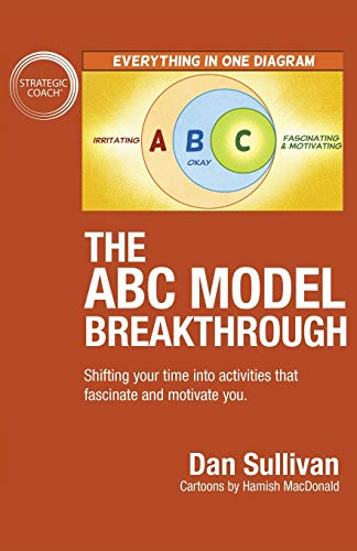 Compare Textbook Prices for The ABC Model Breakthrough: Shifting your time into activities that fascinate and motivate you  ISBN 9781640858602 by Sullivan, Dan