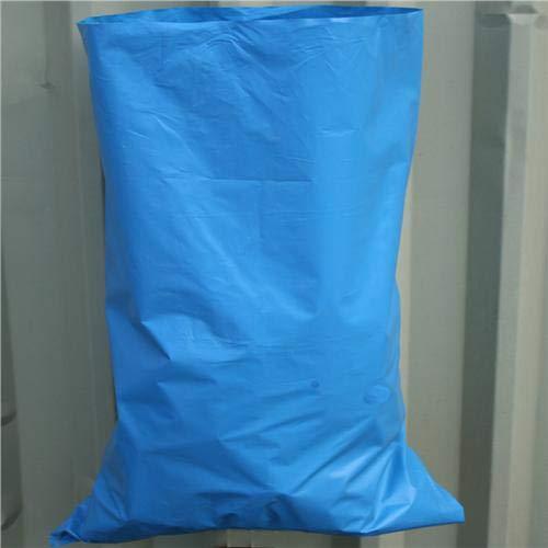 100 bolsas de escombros, color azul