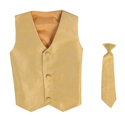 Chaleco y Clip de corbata set-multiple colors-baby Infant Toddler Boys tamaños