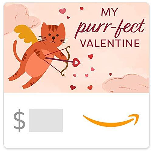 Amazon eGift Card - Purrfect Valentine