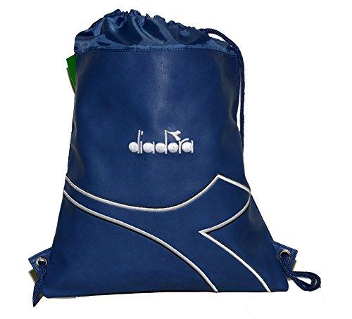 Diadora Zainetto Vela Sacca Sport Colors Blu
