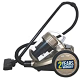Inalsa Supremo Cyclonic 1400W Bagless Cylinder Vacuum Cleaner with Blower Function,Powerful Suction