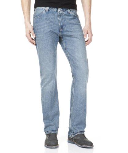 Levi's 506 Standard 74506 Pantolon Straight, Blu (Craven), 30W x 32L Uomo