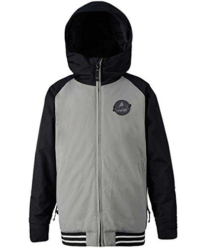 Burton Jungen Gameday Jacket Snowboardjacke, Monument/True Black, XL