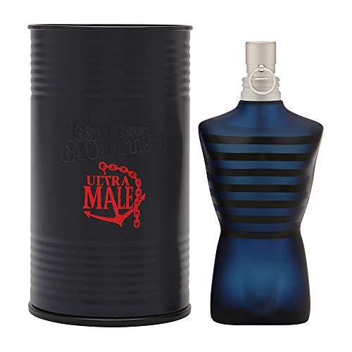 Jean Paul Gaultier Ultra Male homme/man, Eau de Toilette, Vaporisateur/Spray 75 ml, 1er Pack (1 x 75 ml)