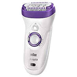 braun silk 9 9-579 with face brush