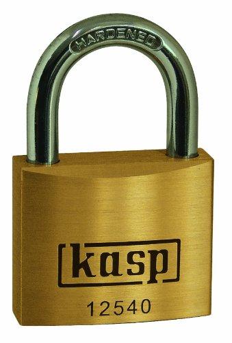 Kasp K12540A6 Premium messing hangslot-40mm-keyed Alike