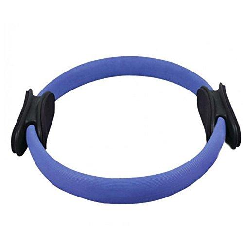 Funshow Pilates anello cerchio magico Esercizio Attrezzature interno Thing e allenamento Total Body migliore Circle Fitness resistenza variabile per lo Yoga