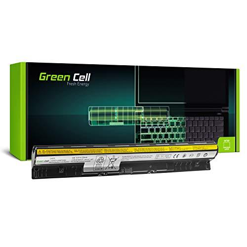Green Cell® Standard Serie Batería para Lenovo G400s G405s G500s G505s G510s IdeaPad S510p Z710 Ordenador (4 Celdas 2200mAh 14.4V Negro)