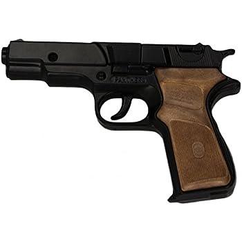 Villa Giocattoli 1250 Pistola Panther Black 1250, Multicolore, 849018