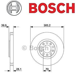Bosch 986478342 disco de freno