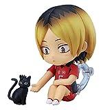 Anime Regalo Anime Modelo Muñeca Q Versión Voleibol de Clay Juvenil 605 # Molining de Garra Solitario, Cambio DE Cara MUE MUE MUE MUEBLA DE Juguete DE Juguete Figura de acción Escultura