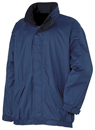 Regatta Blouson Aviateur Homme Imperméable Doublé Polaire avec capuche dissimulée DOVER Jackets Waterproof Insulated Homme Navy/Navy FR: 2XL (Taille Fabricant: XXL)