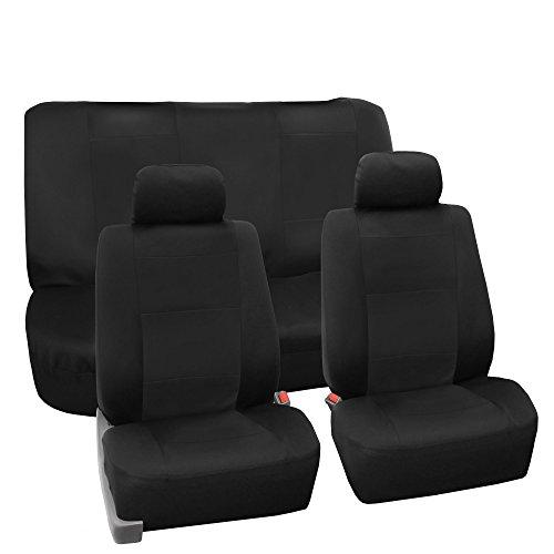 FH Group FB085114 Premium Waterproof Seat Covers...