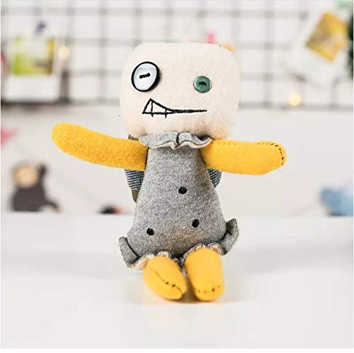 GHJU Sein OK, Nicht Sein Okay, Kim Soo Hyun Korea Drama-Albtraum Puppe Albtraum Plüsch-Spielzeug for Mädchen-Geschenke Plüschtiere 20Cm Qingqiao