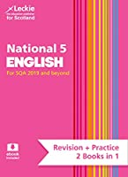 National 5 English: Revise for N5 Sqa Exams (Leckie Complete Revision & Practice)