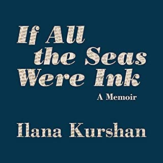 If All the Seas Were Ink audiobook cover art
