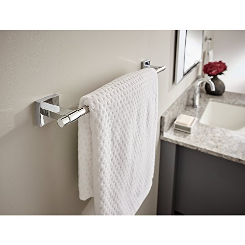 Franklin Brass MAX24-PC Maxted 24 inch Towel Bar Rack, Polished Chrome