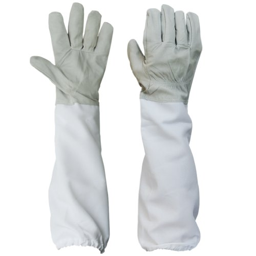 BESSTOPE Upgraded Beekeeping Gloves
