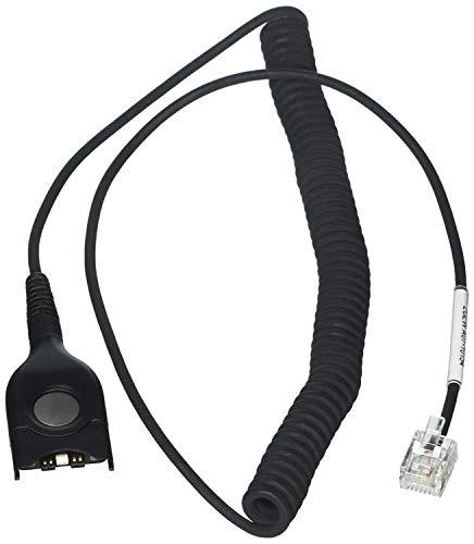 Sennheiser CGA 01 GN 8000/8210 Kabel EasyDisconnect zum Anschluss an eines Headsets an Verstaerker GN 8000/8210