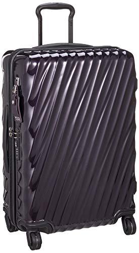 [トゥミ] スーツケース 公式 正規品 19 Degree Polycarbonate エクステンデッド・トリップ・エクスパンダブル・パッキング・ケース 機内持ち込み可 保証付 64L 4.7kg BLACKBERRY