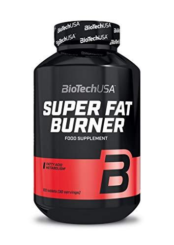 2 x Biotech USA Super Burner, 120 Tabletten (2er Pack)
