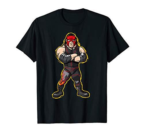 WWE Kane Pose Graphic T-Shirt