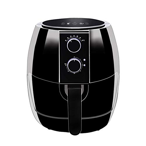 IQQI Air Fryer 4.5L /1350W Oil Free Fast Frying Fryer, Over-Heat Protection-Low Fat Cooking-The Best Tool for Home Cooking