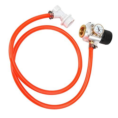 Langlebiges, einfach zu bedienendes Gasregler-Regelventil T21 * 4 Homebrew-Kupplung...