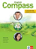 English Compass A2: Student's Book mit 2 Audio-CD/CD-ROMs und Beiheft Out and About - Vanessa Clark