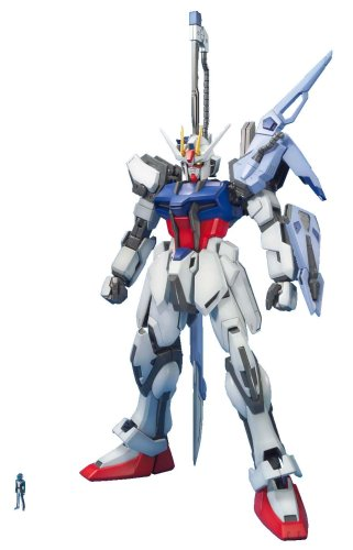 Bandai Hobby Lanceur Sword Strike Gundam, Bandai Master Grade Action Figure