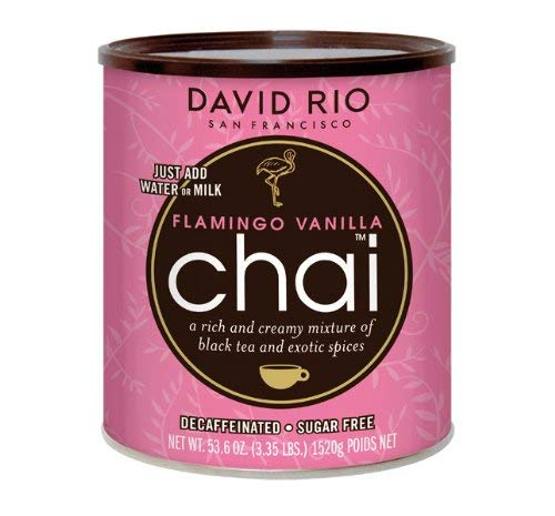 David Rio Flamingo Vanilla Chai - Foodservice (1520 g)