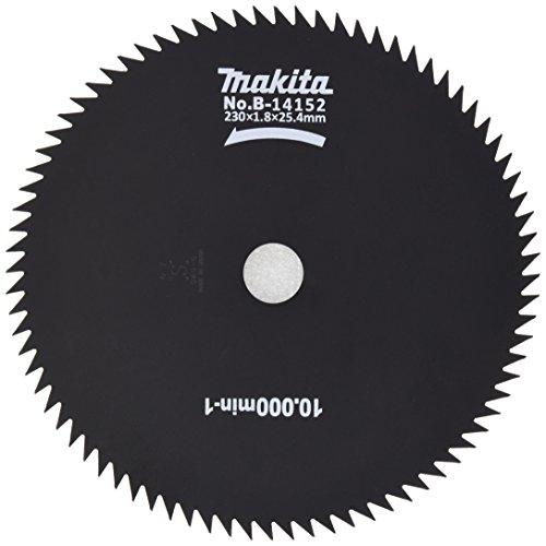 Makita b-14152-für Rasentrimmer 230x 25.4mm 80Zähne