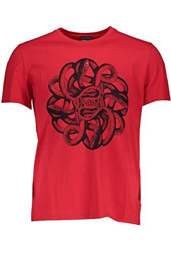 Just Cavalli T-Shirt Maniche Corte Uomo